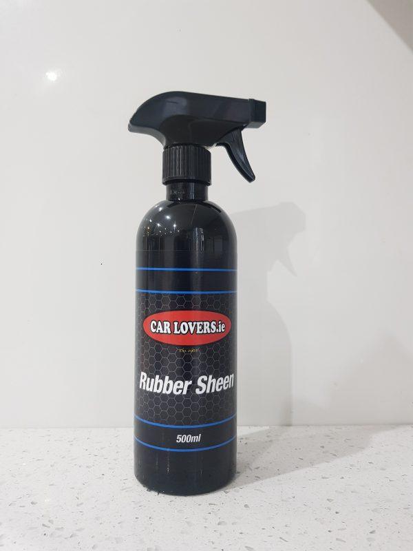 Rubber Sheen