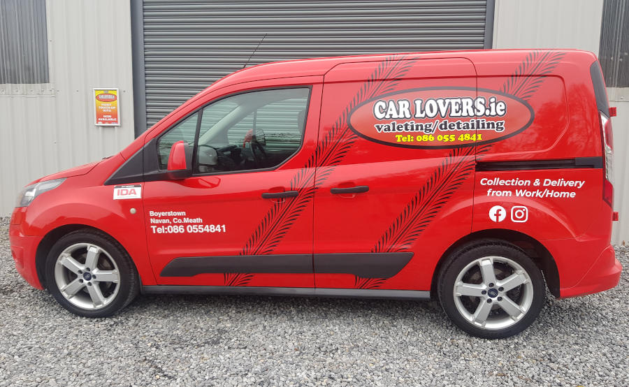 Car Lovers van