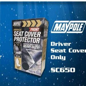 Heavy duty seat covers