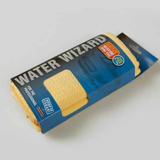 Microfibre waffle